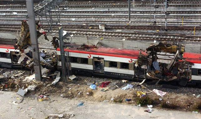 Atentado de Atocha el 11 de marzo de 2004.