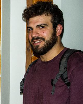 Juan Carlos Gómez, estudiante de la universidad Pablo olavide de Sevilla.