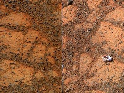 Acusan a la NASA de ocultar vida extraterrestre en Marte.