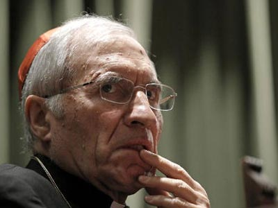 Rouco Varela, en una imagen de archivo. EFE