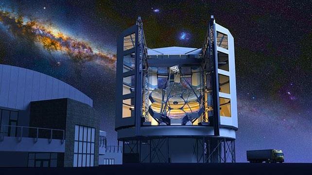 GIANT MAGELLAN TELESCOPE - GMTO CORPORATION