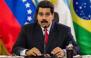 """Maduro ordena revisar """"todas las relaciones"""" de Venezuela con España"""