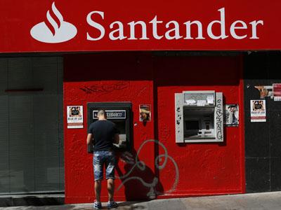 Multa r cord de 14 8 millones para el santander en reino for Oficinas banco santander alicante