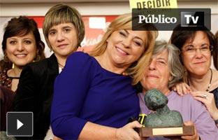 """Elena Valenciano: """"La propuesta de Rajoy es que seamos mujeres útero y otros decidan"""""""