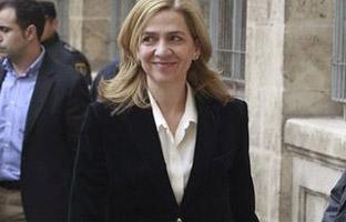 La acusación popular<br> pedirá ocho años de cárcel para la infanta Cristina