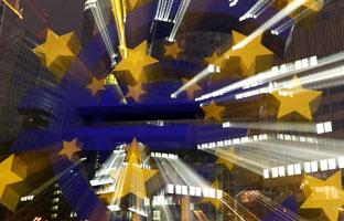 El BCE presta 82.600 millones a la banca<br> europea a 4 años, al 0,15%