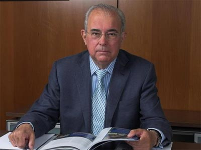 El expresidente de Sacyr José Manuel Loureda.