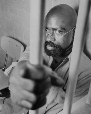 Carter, en su celda en 1966.