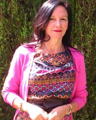 La profesora María Márquez. D. F.