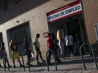 Diario p blico for Oficinas del paro madrid