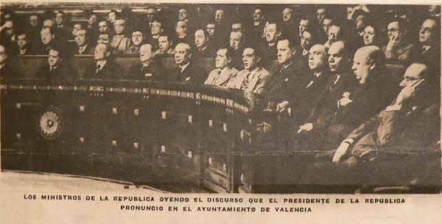 Barberá quiere borrar que Valencia fue capital de la II República 1398621832030tur-galc4