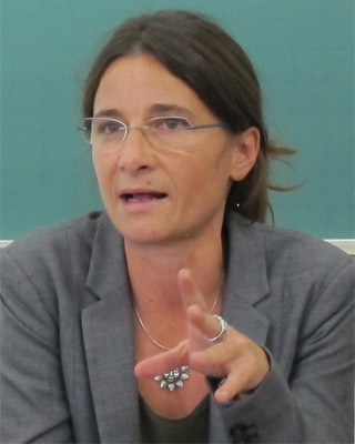La bogada italiana Micòl Savia.