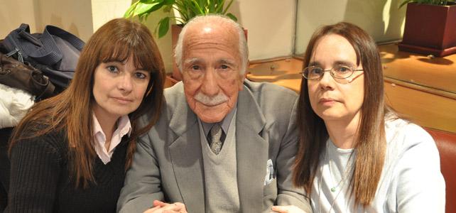 Los 3 querellantes de la causa de Argentina