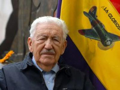 El teniente José Falcó.
