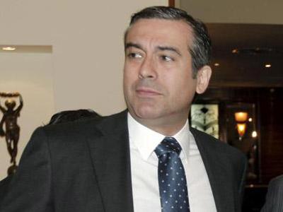 Enrique López en una foto de archivo