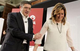 """Patxi López recibe """"presiones"""" para que luche por liderar el PSOE"""