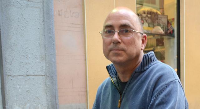 Rosendo Torrent, economista y activista.