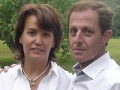 Ingrid Sartiau y Albert Solá. Una prueba de ADN ha demostrado que son hermanos en un 91% de posibilidad.