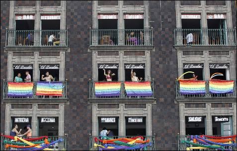 Día del Orgullo en México
