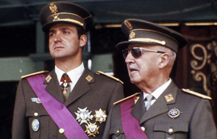 La ley de abdicación trata de desvincular a los Borbones de Franco