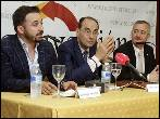 Los ultraderechistas de Vox eligen a su nueva directiva entre acusaciones de 'pucherazo' y con el partido roto
