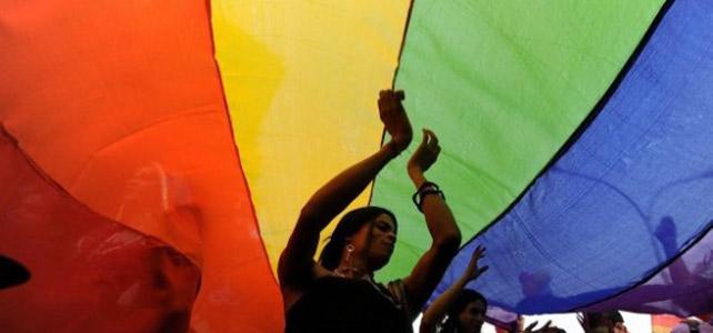 Celebración del día del orgullo gay en Madrid en una foto de archivo