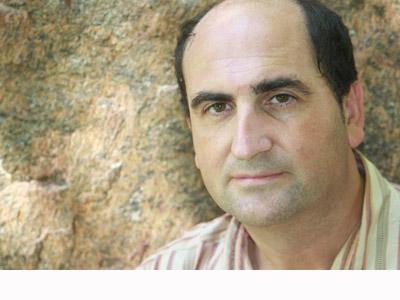 Francisco Ferrándiz, autor de 'El pasado bajo tierra'. ASUNCIÓN GAUDENS.