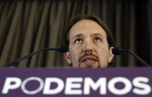 Una encuesta coloca a Podemos como tercera fuerza en el Congreso con 58 escaños