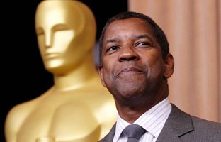 Denzel Washington recibe <br>el Premio Donostia
