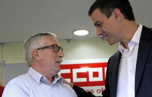Sánchez pide a Rajoy decir qué piensa sobre Catalunya