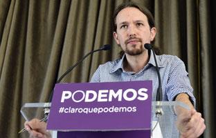 Podemos logra el apoyo de los grupos españoles de la Eurocámara para exigir que se paren los desahucios