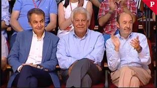 El PSOE cierra filas y respalda la nueva Ejecutiva con el 86% de los votos