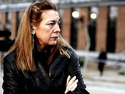 Pilar Manjón cargó en Twitter contra Obama y su esposa