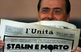 Cierra 'l'Unita', diario comunista italiano<br> fundado por Gramsci