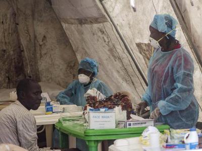 El ébola está causando estragos en África Occidental