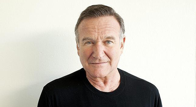 El oscarizado actor Robin Williams.