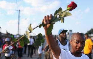 Los disturbios de Ferguson, en imágenes