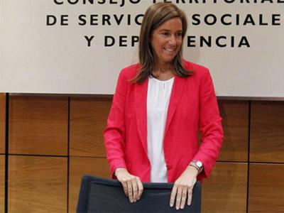 La ministra de Sanidad, Ana Mato / EFE