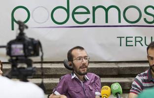 Podemos busca medidas para evitar aprovechados en sus listas electorales
