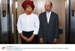 """""""Un alcalde en mi ascensor"""""""