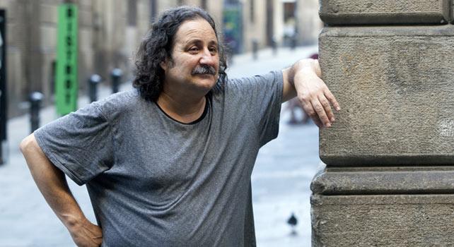 Daniel N, antiguo guerrillero argentino que reside en Barcelona desde hace más de 20 años
