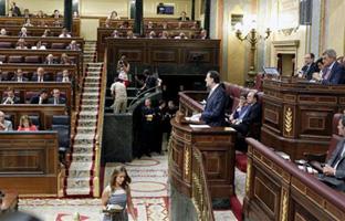 El PP impedirá <br>que Rajoy explique <br>en el Congreso su reforma electoral