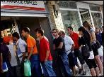 España, líder en paro juvenil por delante de Grecia