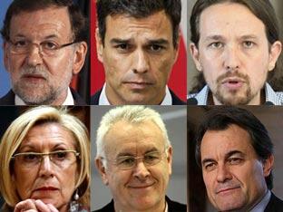 El terremoto de Podemos sacude el tablero político<br> de un fin de ciclo