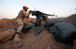 El Ejército iraquí libera una ciudad estratégica asediada por el Estado Islámico