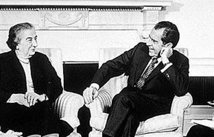 EEUU guarda en secreto desde 1969 que Israel <br>tiene armas nucleares