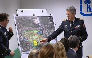 Dimite el jefe de la Policía Municipal<br>por su imputación<br> en el Madrid Arena
