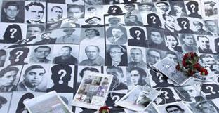"""La ARMH denuncia <br>que TVE """"oculta"""" a los desaparecidos <br>del franquismo"""