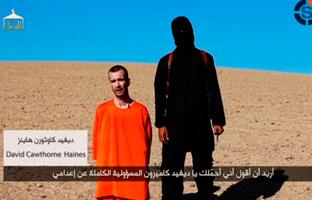 """Cameron promete """"dar caza"""" a los asesinos del cooperante Haines"""