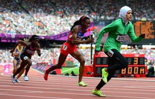El maratón de las<br> mujeres es el más largo